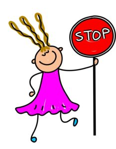 stop-girl