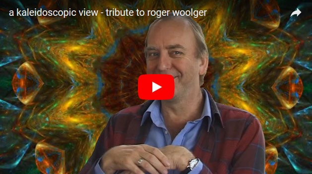 EARTh Film A Kaleidoscopic View - Roger Woolger von Ulf Parczyk
