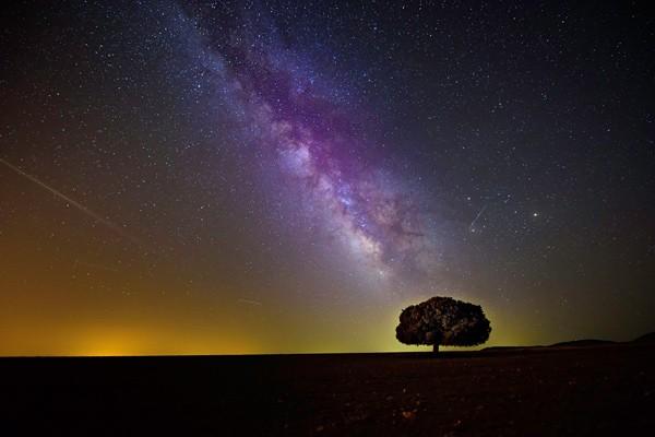 Sternenhimmel Aufgabe extraterrestrisch