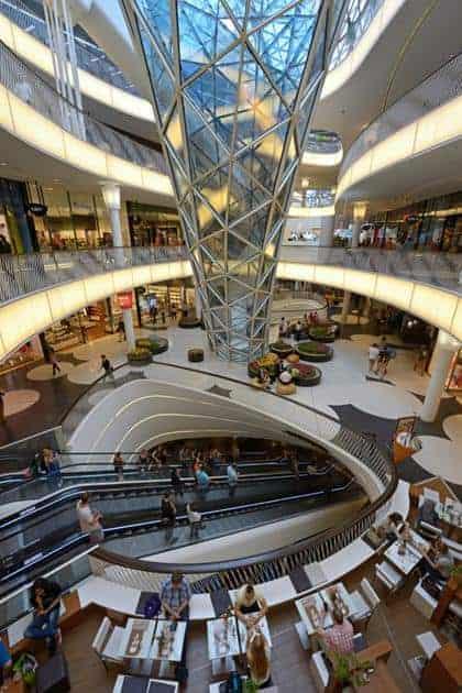 Einkaufszentrum MyZeil
